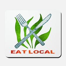 Eat Local Mousepad