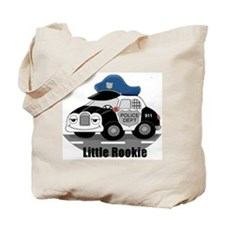 Little Rookie Tote Bag