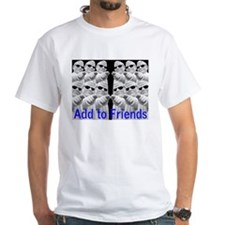 MY SPACE, ADD TO FRIENDS Shirt