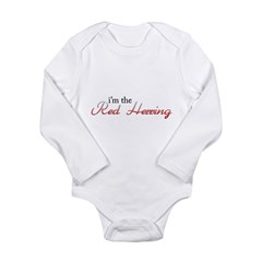Castle Long Sleeve Infant Bodysuit