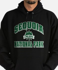 Sequoia Old Style Green Hoodie