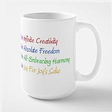 What I Really Am Mug