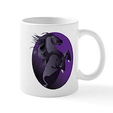 Fresian Horse Mug