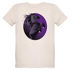 Fresian Horse T-Shirt