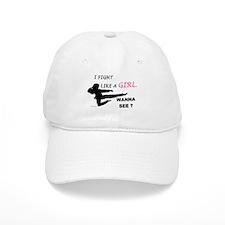 Fight Like A Girl 1 Cap