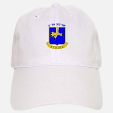 6th BN 502nd Inf Regiment Baseball Baseball Cap