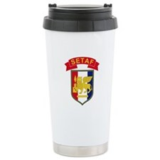 USARAF Travel Mug