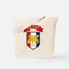 USARAF Tote Bag