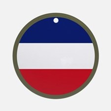 FORSCOM Ornament (Round)