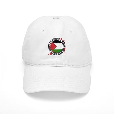 Liberté pour la Palestine Cap