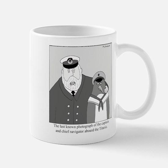 Titanic Mug