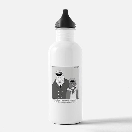 Titanic Water Bottle