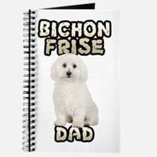 Bichon Frise Dad Journal