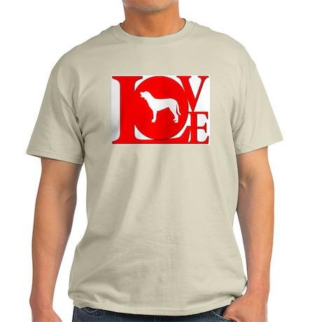Chesapeake Bay Retriever Ash Grey T-Shirt