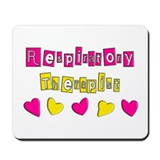Respiratory Therapists XX Mousepad