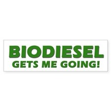 BIODIESEL Gets Me Going