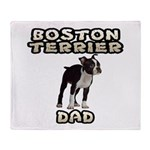 Boston Terrier Stadium Blanket