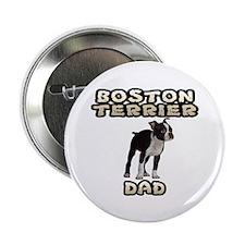 Boston Terrier Dad 2.25