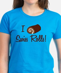 I Love Swiss Rolls Tee