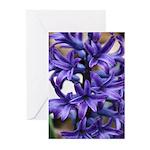 Hyacinth Tower Greeting Cards (Pk of 20)