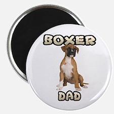 Boxer Dad Magnet