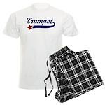 Trumpet Music Star Men's Light Pajamas