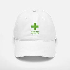 Organ Donor Baseball Baseball Cap