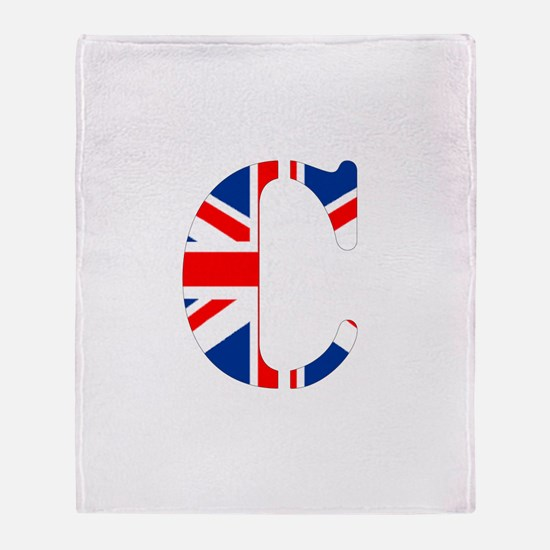 Unique Colin Throw Blanket
