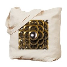 Abstract Antique Tote Bag