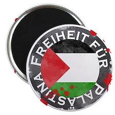 Freiheit für Palästina Magnet