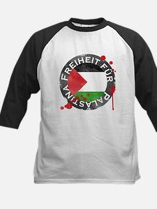 Freiheit für Palästina Kids Baseball Jersey