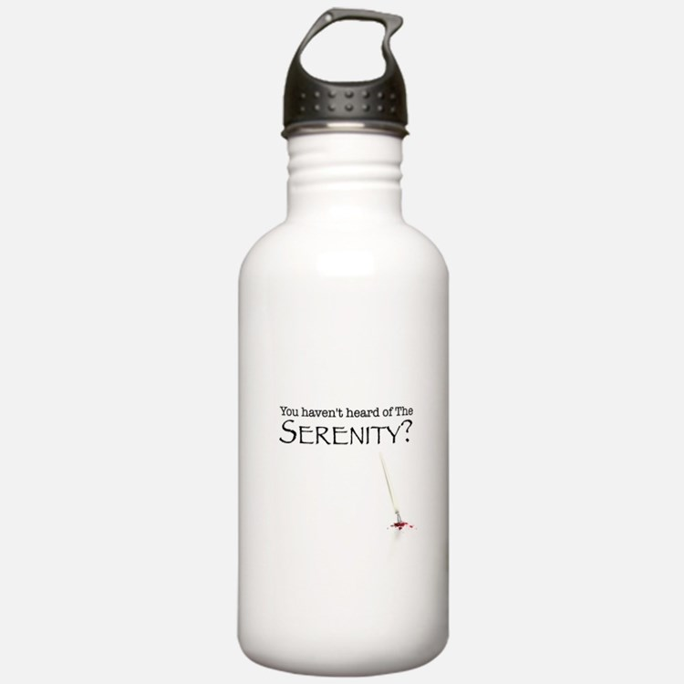 You haven't heard of the Sere Water Bottle