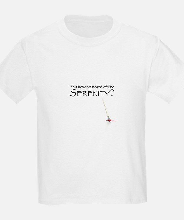 You haven't heard of the Sere T-Shirt