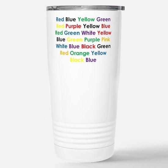 Cute Random Travel Mug
