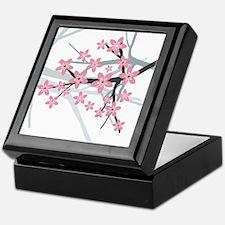 Sakura Keepsake Box