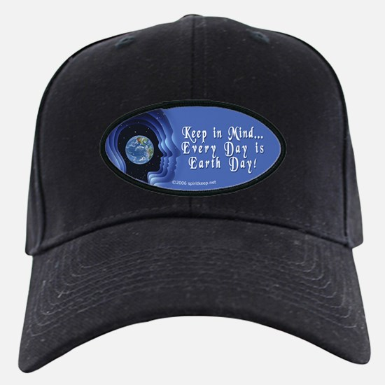 Every Day is Earth Day Baseball Hat
