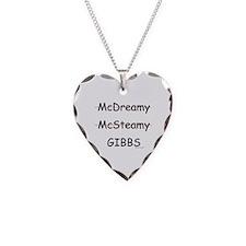 Mc- Gibbs??? Necklace