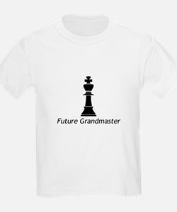 """Future Grandmaster"" Kids T-Shirt"