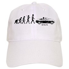 MIATA EVOLUTION Baseball Baseball Cap