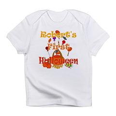 First Halloween Robert Infant T-Shirt