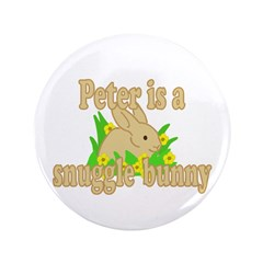Peter is a Snuggle Bunny 3.5