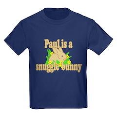 Paul is a Snuggle Bunny T