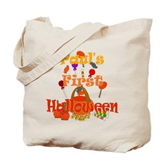 First Halloween Paul Tote Bag