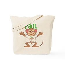 Little Monkey Paul Tote Bag