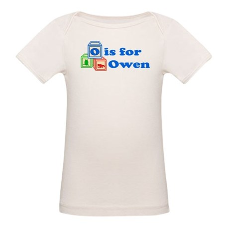 Baby Blocks Owen Organic Baby T-Shirt
