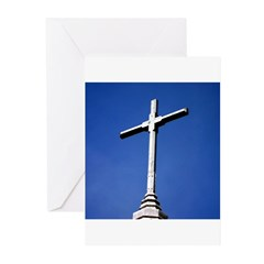 cross/religion Greeting Cards (Pk of 10)