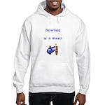 Bowling Blast Hooded Sweatshirt