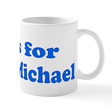 Baby Blocks Michael Mug