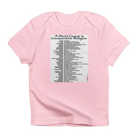 Comparative Religion Infant T-Shirt
