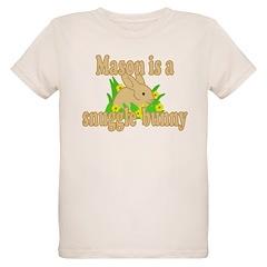 Mason is a Snuggle Bunny T-Shirt